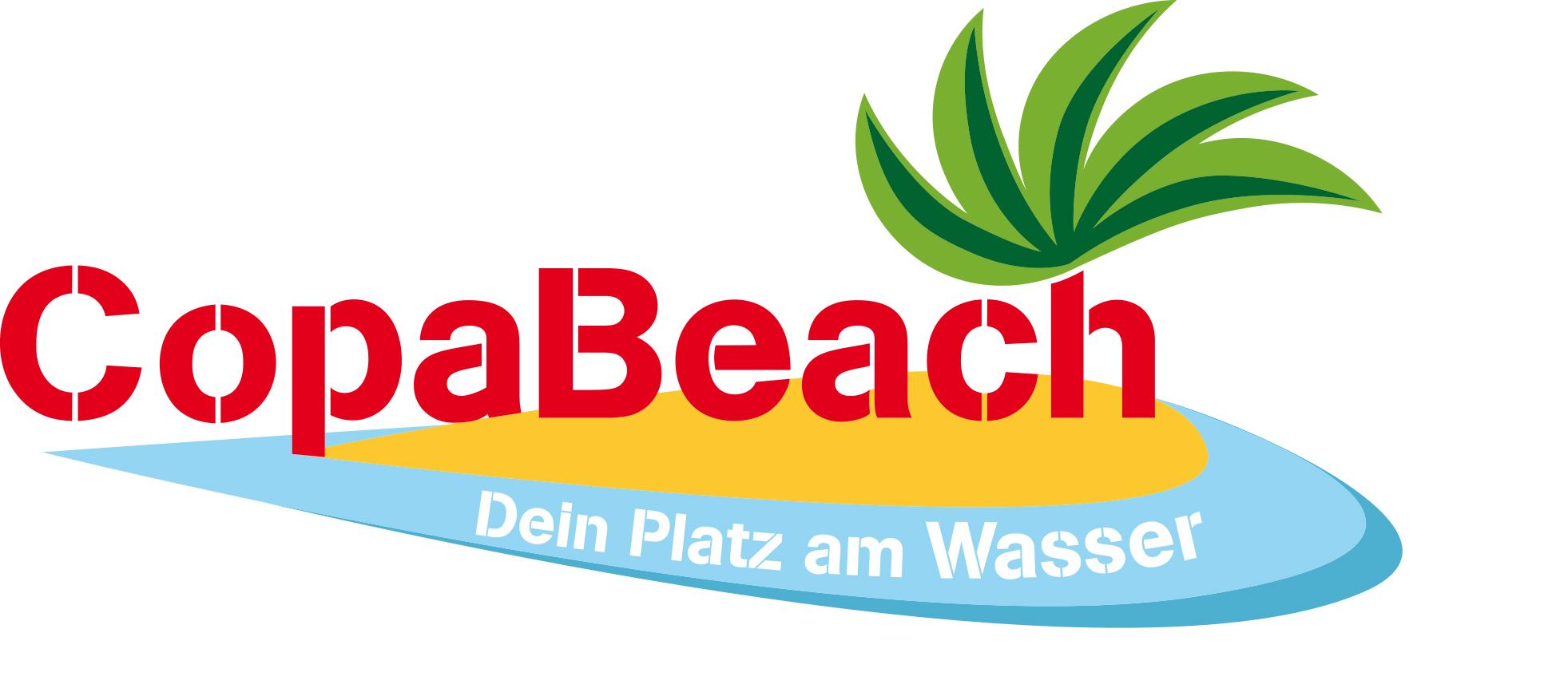 CopaBeach Logo